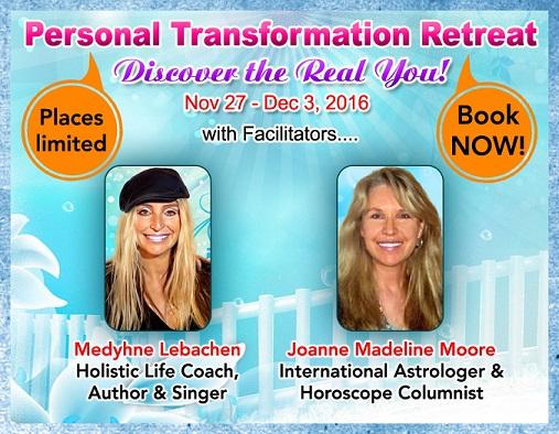 Transformation Retreat banner big
