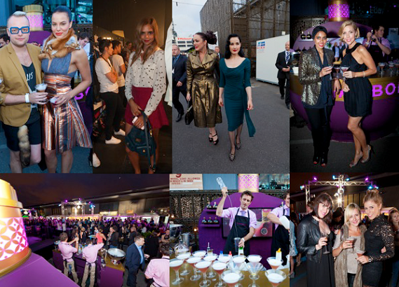 L'Oréal Melbourne Fashion Festival 2012