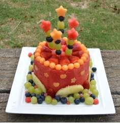 Recipe Fresh Fruit Cake Australian Women Online