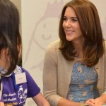 'Home is no longer a sanctuary' for children says Princess Mary