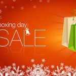 Boxing Day & Post-Christmas Sales December 2016