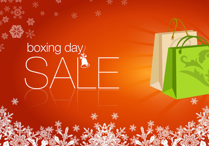 Boxing Day & Post-Christmas Sales 2016