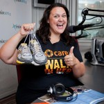 Chrissie Swan wants you to Walk In Her Shoes