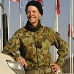 Naval Officer leads the way for women, peace and security in Afghanistan