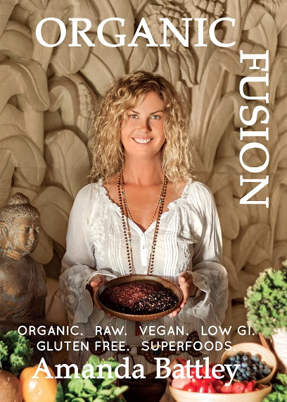 Organic Fusion - Front Cover
