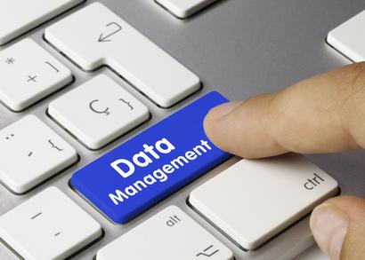 Data management. Keyboard
