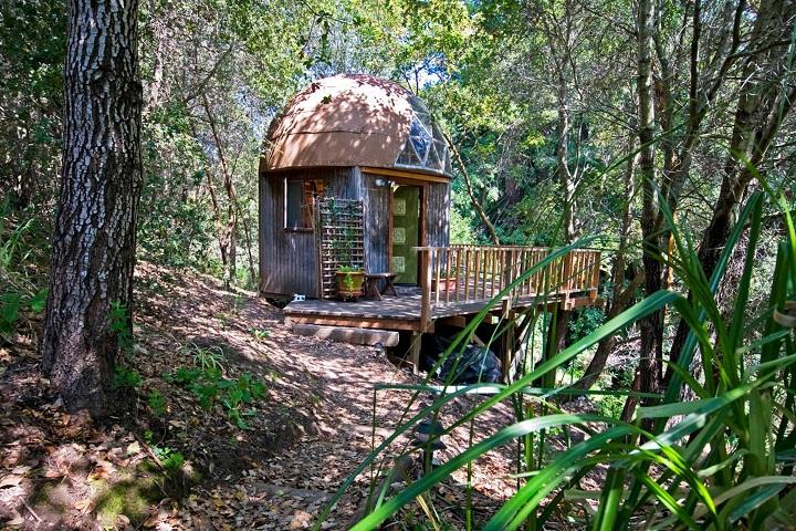 Mushroom Dome Cabin Aptos, CA, United States