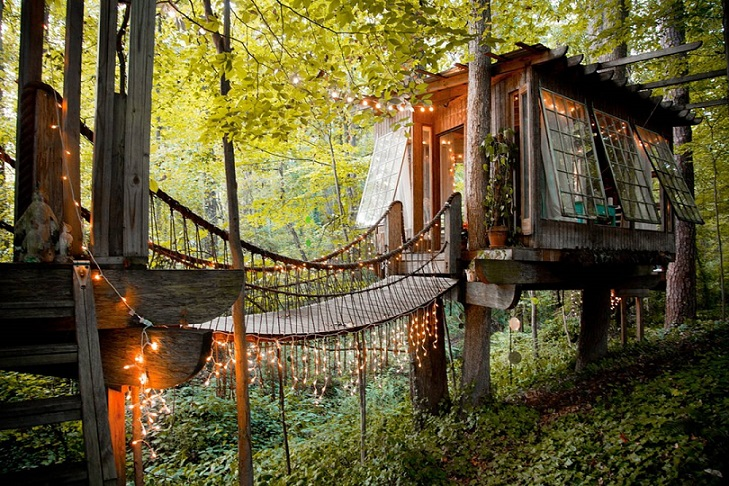 Secluded Intown Treehouse Atlanta, GA, United States