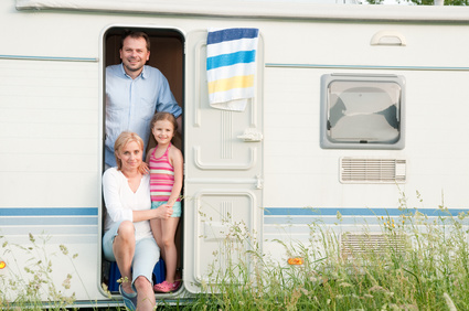 Going Caravanning with Your Family
