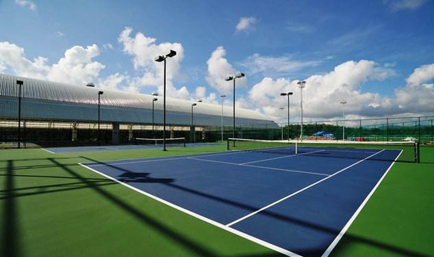 Thanyapura Tennis Thailand