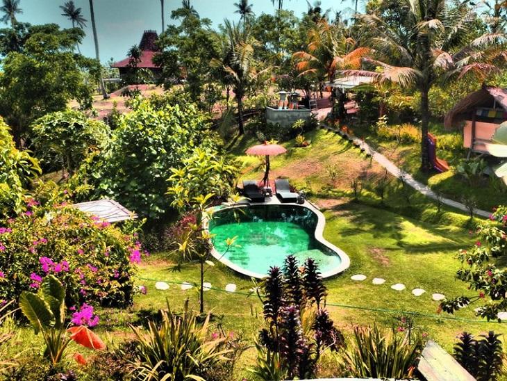 BALIAN TREEHOUSE Balian Beach, Bali, Selemadeg Barat, Indonesia
