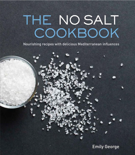 Cookbooks: The No Salt Cookbook by Emily George