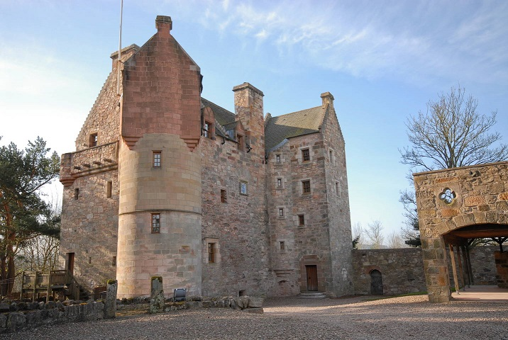 Dairsie Castle, Fife, Scotland