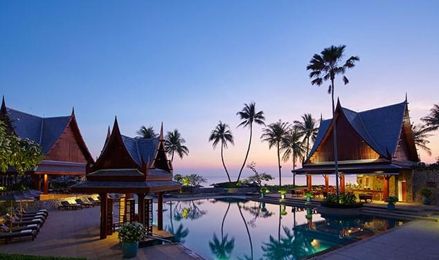 Chiva Som, Thailand