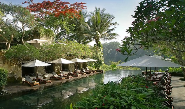 Maya Ubud Resort & Spa, Bali
