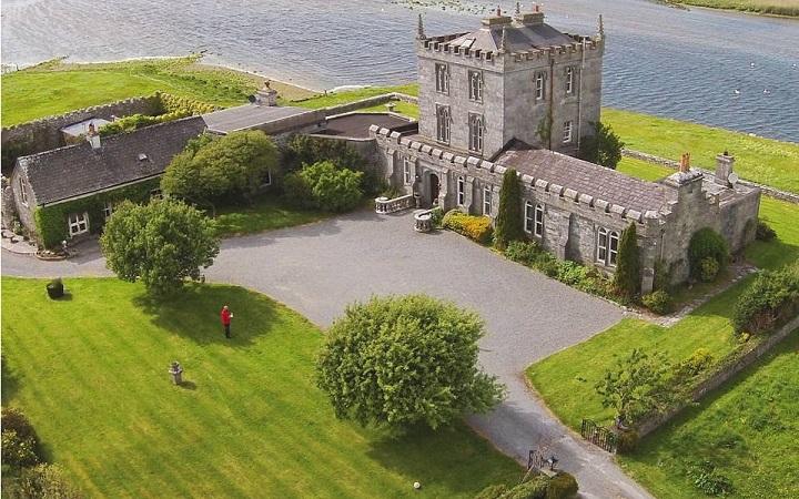 Kilcolgan Castle, Ireland