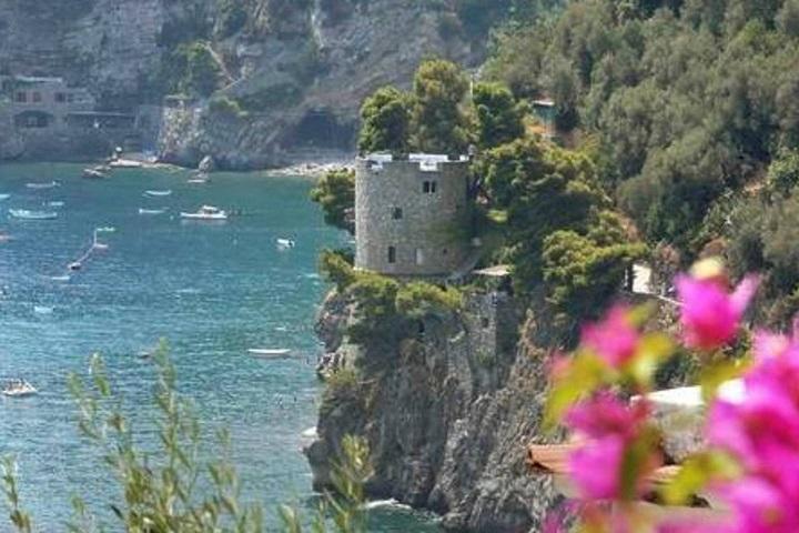 Torre Trasita, Positano, Campania, Italy