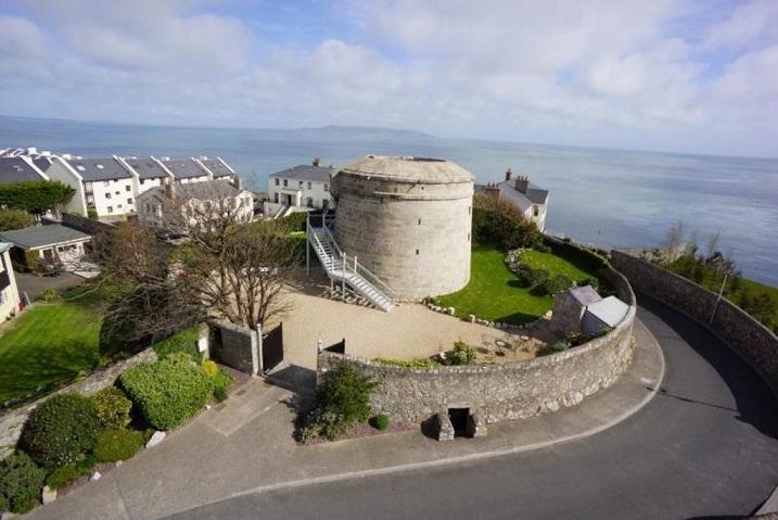 Martello Tower, Dalkey, Dublin, Ireland