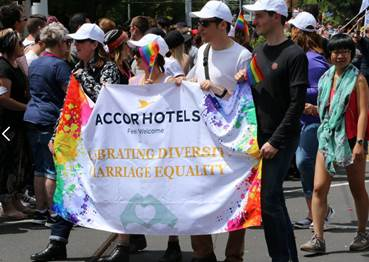 LGBTI guests and staff feel welcome at AccorHotels