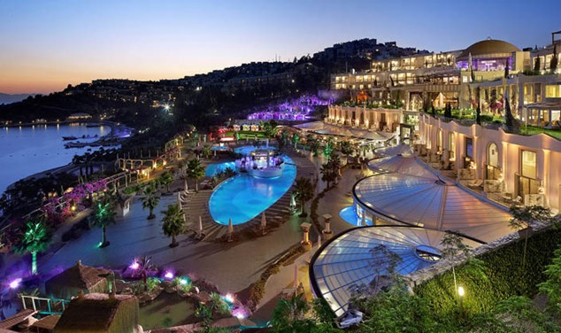 Sianji Well-Being Resort, Turkey