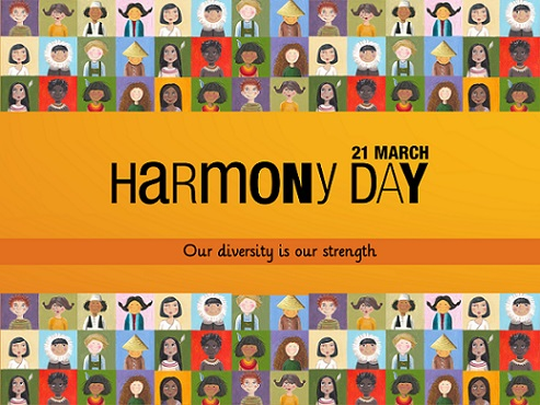Celebrate Australia's Cultural Diversity on Harmony Day 21 March 2016