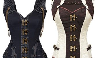 Fashion: How to wear a corset and look fabulous