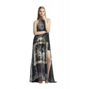 Camilla-sacred-amulet-sheer-overlay-dress-hire-sydney-2-500x500