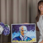 How one Australian artist who was told she'd never succeed is proving the critics wrong