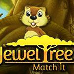 Match 3 Game: Jewel Tree Match It