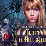 Mystery Trackers: Train to Hellswich hidden object game
