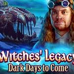 Witches' Legacy: Dark Days to Come hidden object game