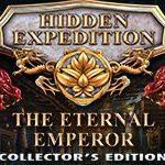 Hidden Expedition: The Eternal Emperor Collector's Edition hidden object game