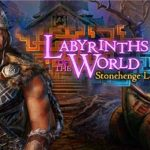 Labyrinths of the World: Stonehenge Legend for PC & Mac