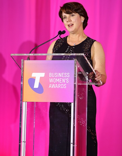 Dr Nicole Sides named Telstra ACT Business Woman of the Year