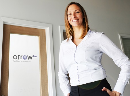 Corinne Wallis, Arrow Facilities Management