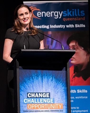Penelope Twemlow, Energy Skills Queensland