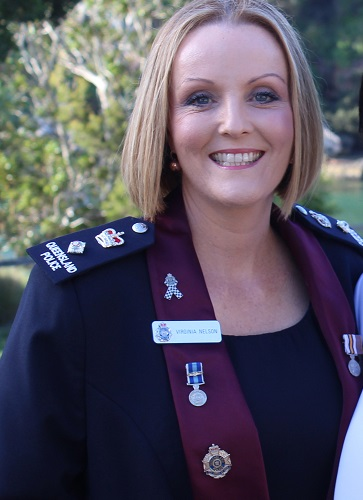 Inspector Virginia Nelson, Queensland Police Service