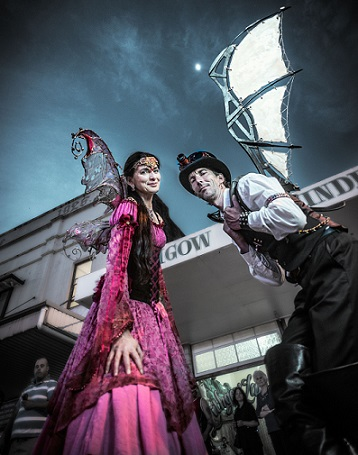 Lithgow will host Australia's Biggest Halloween Party on 29 October 2016