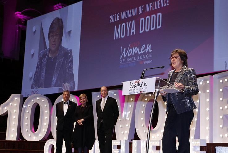 Moya Dodd