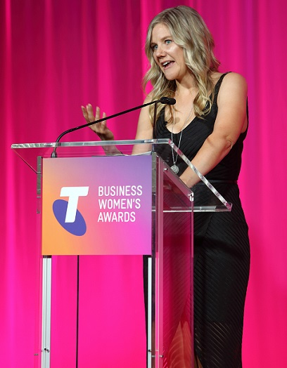 Bernadette Black named 2016 Telstra Tasmanian Business Woman of the Year