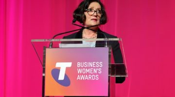 Dr Jennifer Fitzgerald named 2016 Telstra Victorian Business Woman of the Year