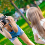 Tips for taking the most natural photos of your kids