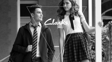 Clarks Australia Back to School Range for 2017