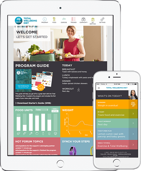 Scientists at CSIRO launch free online tool to help you lose weight based on your personality type
