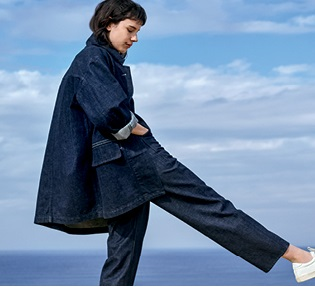 Uniqlo U Boyfriend Ankle Length Jeans