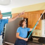 Getting your house professionally cleaned? Have you found out if it is a deep clean or a regular cleaning?