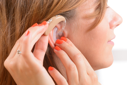Embracing Hearing Aids