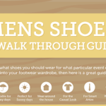 A Walk Through Men's Shoes