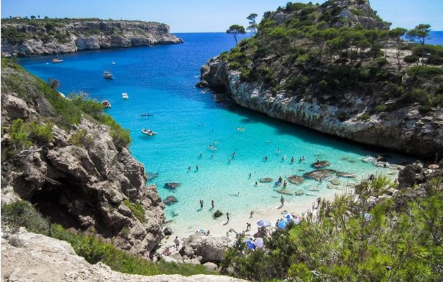 Get the best of both worlds in Mallorca