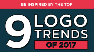 Infographic: The Top Logo Trends of 2017